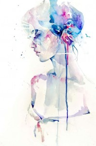 """""""Loss"""" by Agnes Cecile"""