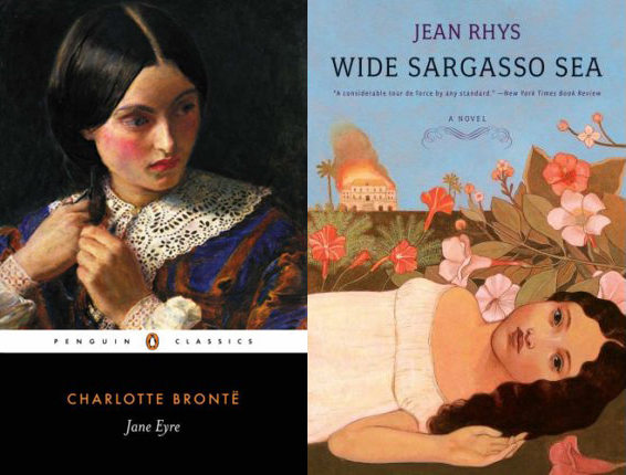 comparing wide sargasso sea and jane eyre The concrete evidence that wide sargasso sea is the prequel of jane eyre from the novels is antoinette's new name bertha by her husband is the same one of mr rochester's lunatic wife in the attic and the last scene of the novel accords the scene in jane eyre additionally, the character of antoinette's husband consists with mr rechester.