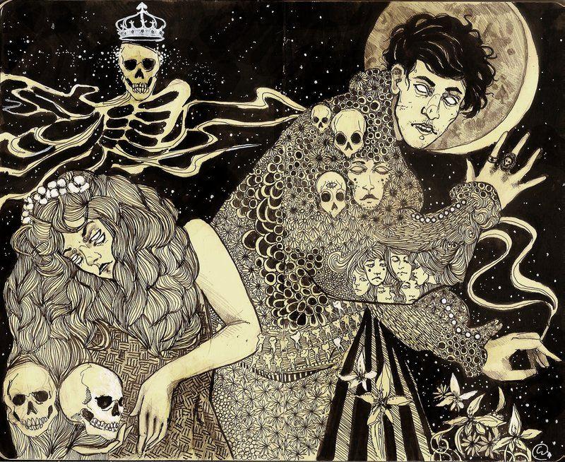 https://confusedlarch.deviantart.com/art/Hamlet-and-Ophelia-356607965